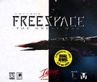 Descent: FreeSpace -- The Great War/Descent: FreeSpace -- Silent Threat Dual Jewel (PC, 2001)