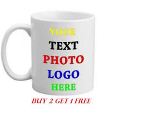 personalised mug customised mug Buy 2 get 1 free