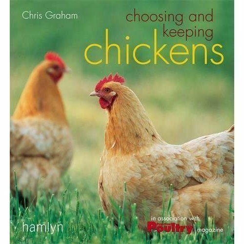 1 of 1 - Choosing and Keeping Chickens by Chris Graham (Paperback, 2006)