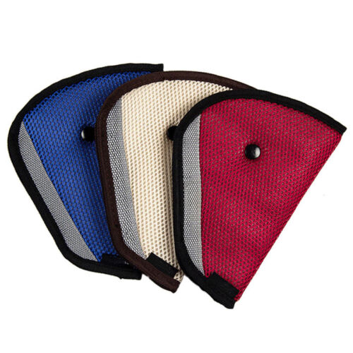 Gift Car Child Safety Cover Shoulder Seat belt holder Adjuster Resistant Protect