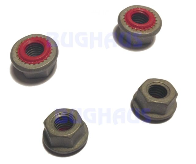 VW Engine Oil Pump Cover Sealing Nut Set ( 10 Nuts ) 111115161