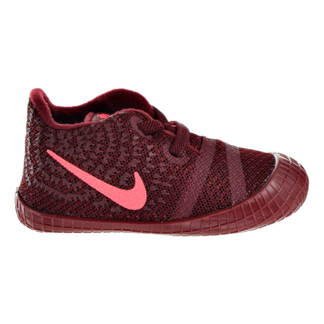 Nike Kyrie 3 Toddlers Shoes Team Red
