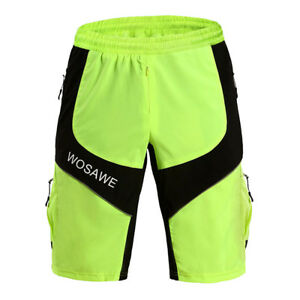 Mens-Mountain-VTT-Velo-Velo-Velo-Shorts-Equitation-Courir-Sports-de