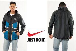 Chaqueta With International con xl Windbreaker New X large para capucha Nike 676556385597 Tags hombre rPHwpr6qx