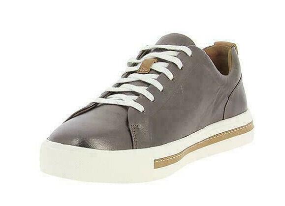 CLARKS Un Maui Lace Ladies Leather Lace Up Casual shoes