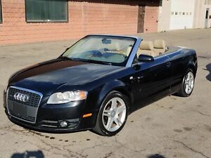 2007 Audi A4 CABRIOLET - WORKING TOP - LOW PRICE