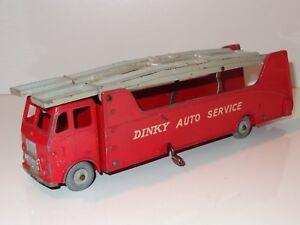 (l) Dinky Auto Service Car Carrier - 984-afficher Le Titre D'origine Une Large SéLection De Couleurs Et De Dessins