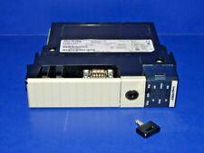 Allen Bradley 1756 L62 Series B Controllogix Controller Processor With Key