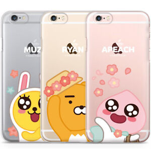 info for 14190 61fd2 Details about Genuine Kakao Friends Flower Clear Case iPhone XS/iPhone XS  Max/iPhone XR Case