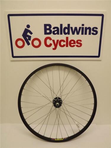"24/"" FRONT BLACK DISC BRAKE Kids Bike Cycle Wheel"