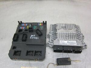 Peugeot-407-2-0-HDI-Diesel-ECU-BSI-Kit-SW9663007980-HW9655534080