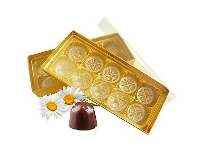 Pralinenschachtel Leer Für 10 Pralinen Trüffel Verpackung Konfektschachtel Numerous In Variety Home & Garden Other Baking Accessories