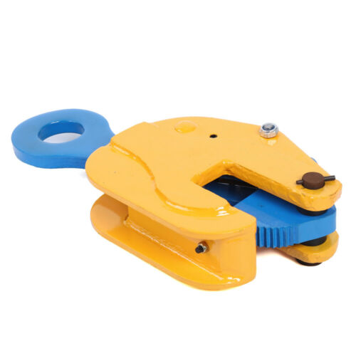 Industrial Vertical Plate Lifting Clamp 3 Tons Heavy Lifting of Steel Plates