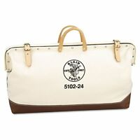 Klein Tools Canvas Tool Bag, 24in - Kln510224 on sale