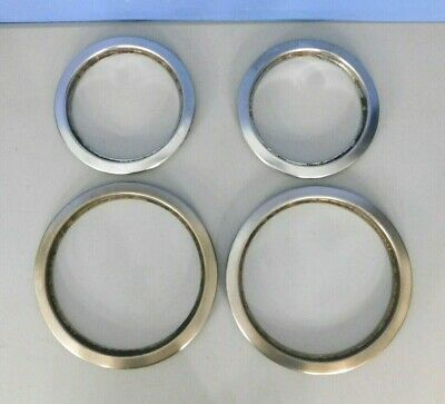3 of WB31X5013 /& 1 of WB31X5014 Range Top Trim Ring Set For General Electric