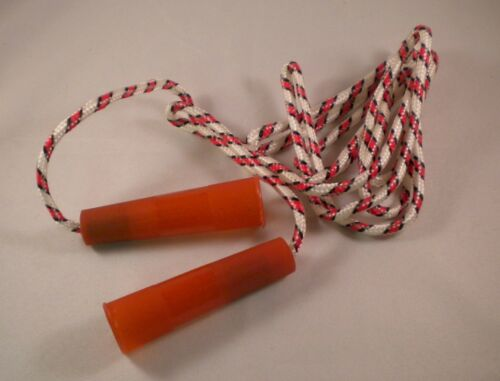 wholesale lot 24 Candy Stripe Jump Rope Toys wholesale price only $.49 each New
