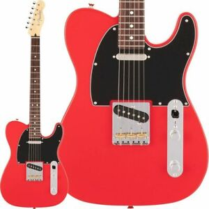 *NEW* Fender Made in Japan Hybrid ii Telecaster Modena Red Rose FB W/GB