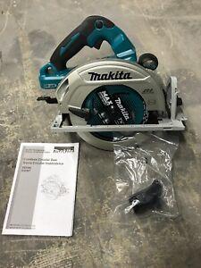 New-Makita-XSH06Z-18V-X2-LXT-Li-Ion-36V-Brushless-Cordless-7-1-4-Circular-Saw