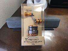 Daiwa RCS Presso Spool + 31 mm handle ultimate custom parts Exist Certate Bradia