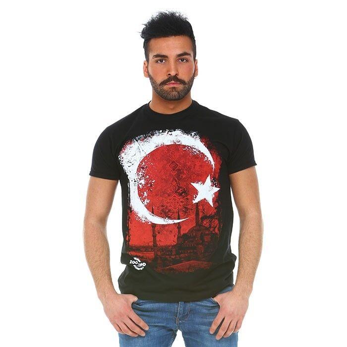 Zoonamo T-Shirt TURKEY CLASSIC COLLECTION TURKEY ISTANBUL ANKARA Adana EM 2020