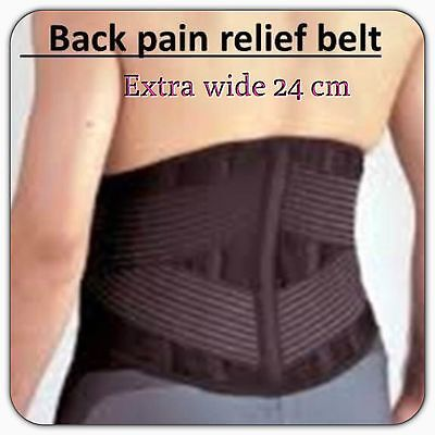 Breathable Lower Back  Support - Back pain relief  Improves posture ,Pain relief