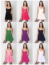 item 5 Womens Colours American Party Apparel Style Nylon Tricot Figure  Skater Dress -Womens Colours American Party Apparel Style Nylon Tricot  Figure Skater ... d70a6e3e6