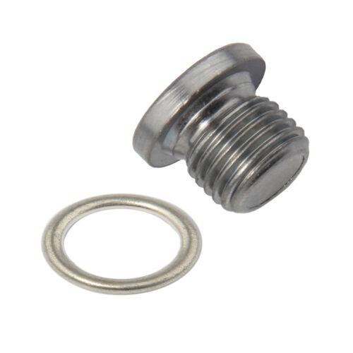 NEW Oil Pan Drain Plug M14-1.5 N0138157 N91167901 For  VW Jetta 11-17  N0138157