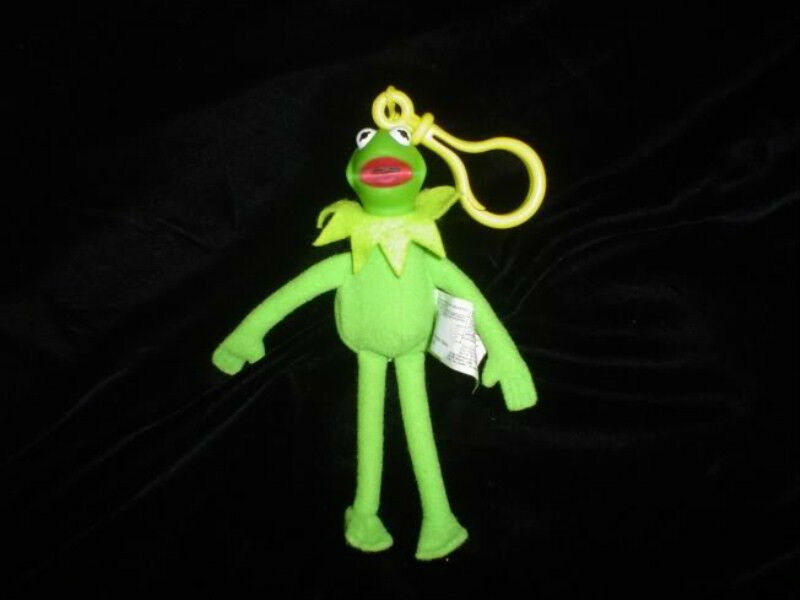 Muppets Kermit the Frog Hang Toy Henson 1999