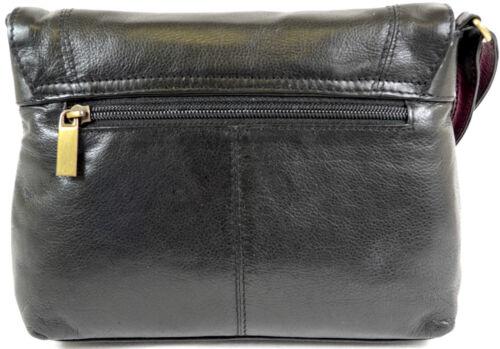 Disponible 7 Épaule Doux Femme Sac Premium Couleurs Pour Bandoulière Cuir 0zwnZ