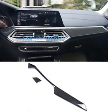 Accessories For BMW X2 F39 2018-2020 Dashboard Air AC Vent Strip Cover Trim 3Pcs