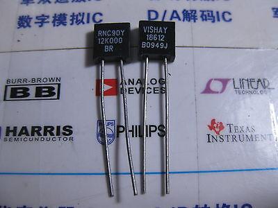 1x RNC90Y 12K000 BR Vishay RNC90 Series Metal Foil Resistors Y008912K0000BR0L