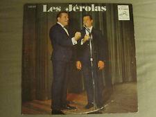 LES JEROLAS S/T LP '65 RCA GALA CGP-207 RARE FRANCE FRENCH POP CHANSON VG+