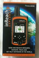 Delorme Inreach Explorer ➤ Satellite Communicator With Built-in Navigation