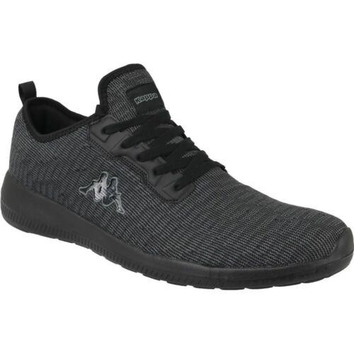 Kappa Gizeh OC 2426031111 black halfshoes