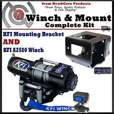 KFI 2500 lb Winch Combo Polaris Sportsman 550 850 XP & 2011-2016 400 500 570 800