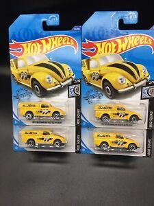 2020 Hot Wheels #95 Rod Squad /'49 Volkswagen Beetle Pickup Mooneyes Dollar Gener