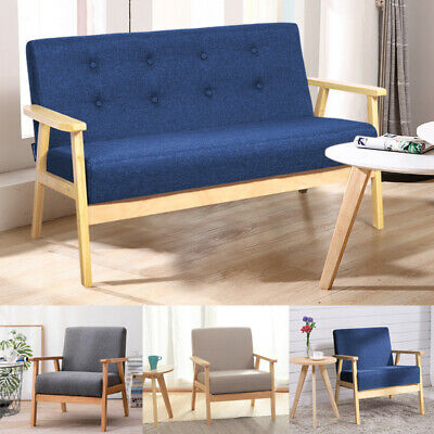 Outstanding Fabric Armchair Sofa Lounger Padded Seat For Lounge Reference Bed Dining Room Ebay Andrewgaddart Wooden Chair Designs For Living Room Andrewgaddartcom