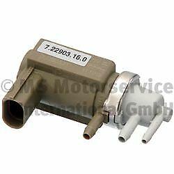 Convertitore pressione Turbocompressore PIERBURG 7.22903.16.0 AUDI