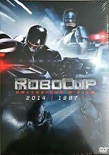 Robocop Collezione 2 Film 2014/1987 Dvd Sigillato