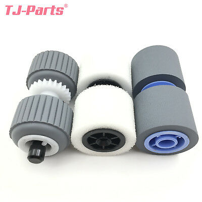 Printer Parts 1SET 8927A004 8927A004AA Exchange Roller Kit Feed Pickup Retard Separation Roller for Canon DR-6080 DR-7580 DR-9080C Scanner