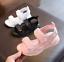 Girls Kids Summer Holidays Sandals Beach Flat Sequin Shoes Size4.5-3.5 X0328-10