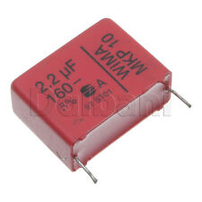 2pcs @$5 MKP10 WIMA Metallized Polypropylene MKP Audio Capacitor 160V 2.2uF