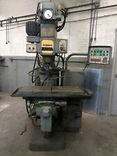 Bridgeport Series 1 Cnc Vertical Mill Milling Machine 3 Axis