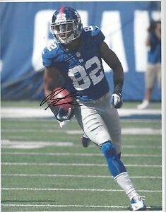 rueben randle signed 8x10 autographed photo new york giants ny nfl ... 21c857601