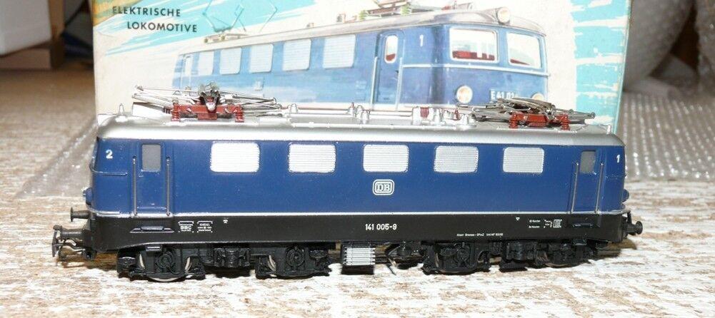 B29   Märklin3034  .2  E LOK 141 005-9 DB D c Gleichstrom