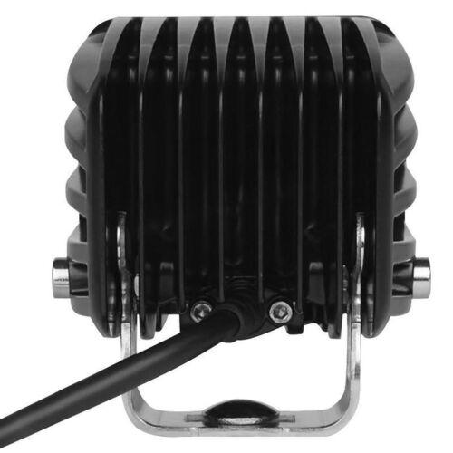 RIGID Industries 503713 HyperSpot D-Series PRO LED Light Pods Single Light Pack