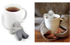 Mr.Tea Silicone Infuser Loose Tea Leaf Strainer  Spice Filter Diffuser