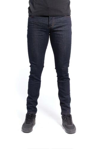 FORAY Uomo Stretch Slim Fit Elegante Vintage Premium Skinny Denim Jeans Di Marca