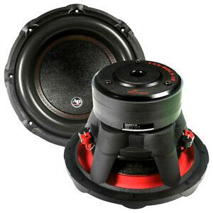 "Audiopipe TXXBDC312 12"" Woofer 900 Watts RMS / 1800 Watts Max DVC 4 Ohm"