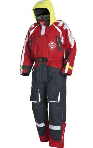 FLADEN Flotation Suit 890/891OS Navy/Rot S XXL Navy Blau o Schwimmanzug